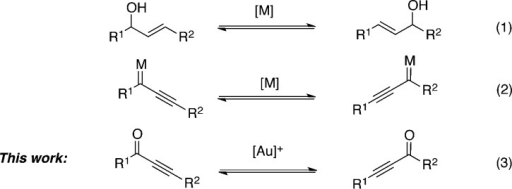 Metal-Catalyzed 1,3-Transposition of Functional Groups