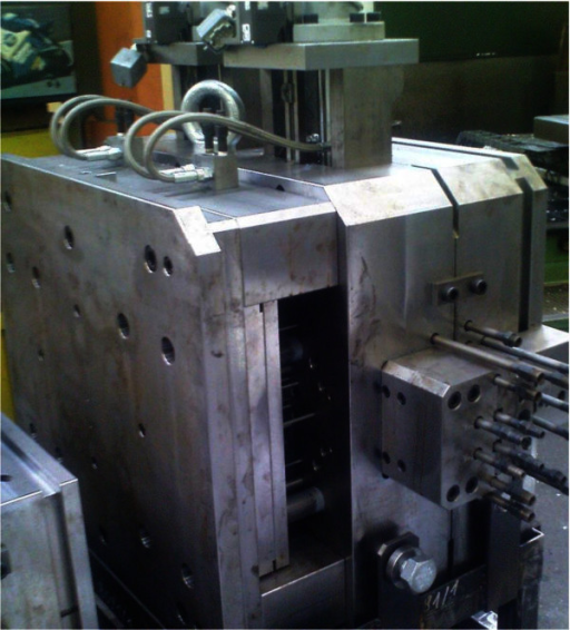 Die-casting tool—project TL783701.