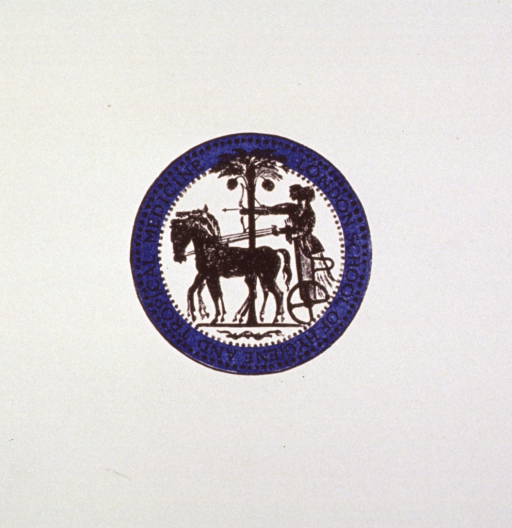 <p>Seal of the London School of Tropical Medicine.</p>
