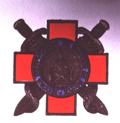 <p>Seal of the Ecole d'Application du Service de Sante Militaire, Paris.</p>