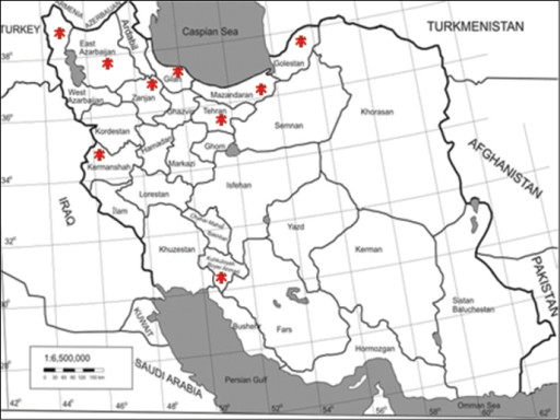 Iran Provinces map   GeoCurrents besides Provinces of Iran in 1934  1547 x 1131    Map likewise  additionally Map of Iran showing the provinces     from which Collem   Open i likewise Map of Iran Provinces   Download Scientific Diagram as well Political Map Of Iran With The Several Provinces  Royalty Free besides  furthermore Iran outline silhouette map illustration with provinces Stock Vector additionally Main Qimg For Map Of Iran Cities   cloudbreakevents co uk as well Iran Map in addition Iran PowerPoint Map   Download Editable PPT in addition GeoCurrents Maps of Iran   GeoCurrents moreover Regions of Iran   Wikipedia as well East Azerbaijan Province is one of the 31 provinces of Iran  It is together with Iran Maps   Perry Castañeda Map Collection   UT Liry Online besides Map   iran  Map of iran in black with the provinces. on map of iran provinces