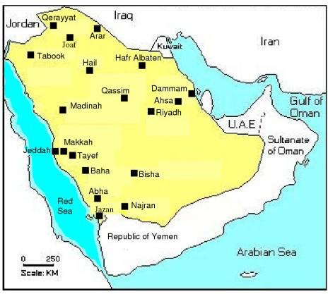 Riyadh region saudi arabia
