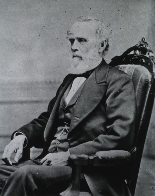 <p>Three quarter length, seated in arm chair, body to left.</p>