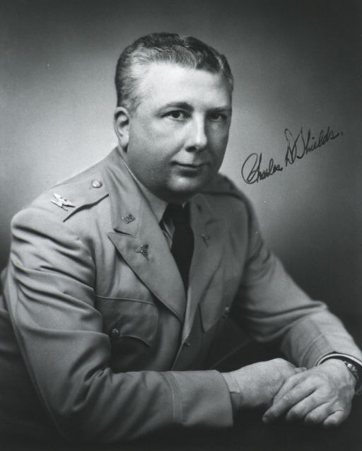 <p>Half length, seated, full face, in uniform of Colonel U.S. Army.</p>