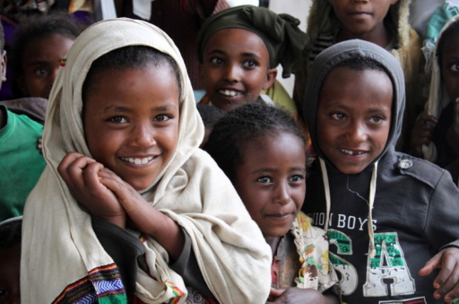 Photo: Children at a vaccinations clinic near Sululta, Ethiopia. Yasmin Abubeker/DFID [CC BY-SA 2.0 (http://creativecommons.org/licenses/by-sa/2.0)], via Wikimedia Commons