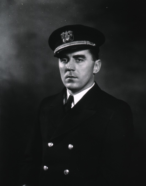 <p>Half-length, full face, body to left, wearing USPHS uniform and cap.</p>