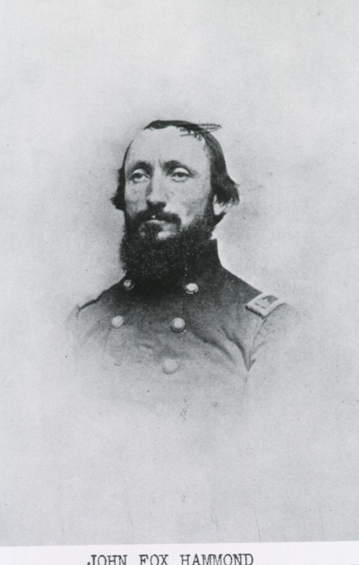 <p>Head and shoulders, left pose, full face; wearing uniform (Surgeon &amp; Brevet-Colonel).</p>