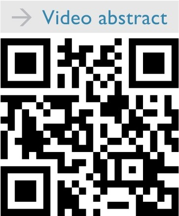 Point your smartphone at the QR code to the left. If you have a QR code reader the video abstract will appear. Or use: http://dvpr.es/Vfeb4Q
