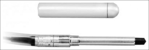 Farmer type ion chamber (Wellhöfer, Model FC65-G)