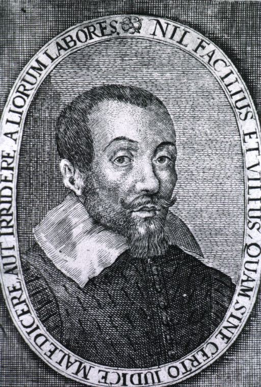 <p>Portrait in oval, with Latin inscription in border.</p>