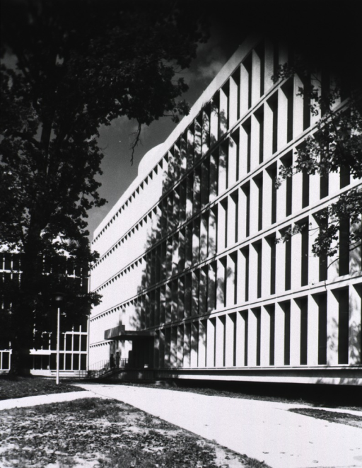 <p>Exterior view of Building 37.</p>