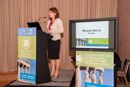 Mihaela Baciut (Romania) Presentation: Can we control surgical nerve injury in maxillofacial surgery?