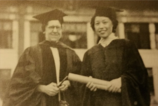 Alice M. Boring at Yenching University, 1939