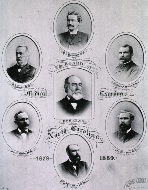 <p>All members of the board shown at head and shoulders, either right or left pose.</p>