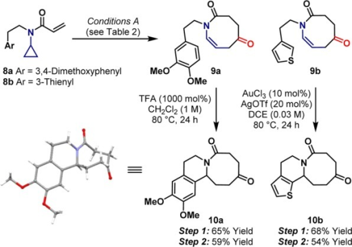 Tricyclic Systems via Pictet–SpenglerCyclizations