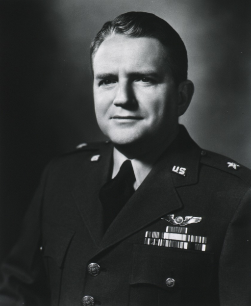 <p>Head and shoulders, full face, uniform, brig. gen.</p>