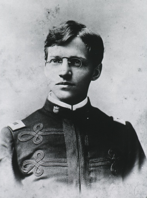 <p>Head and shoulders, front pose; in uniform of Colonel.</p>