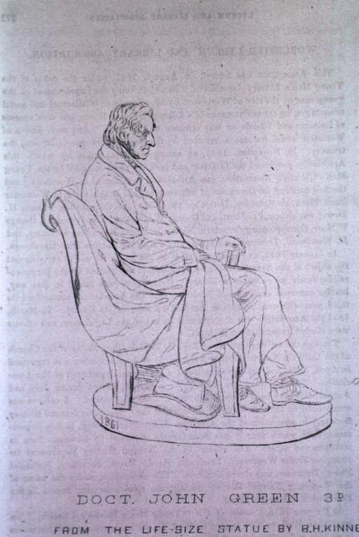 <p>Full length, seated.</p>