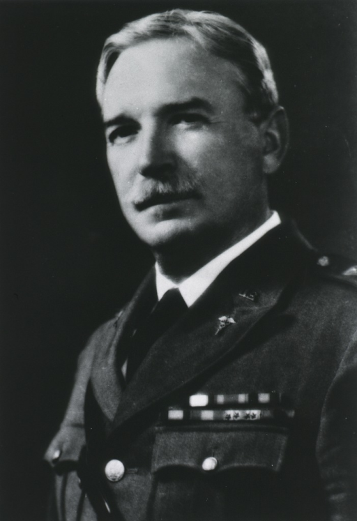 <p>Head and shoulders, left pose; face to front.  In uniform of Brig.-Gen., M.C.</p>
