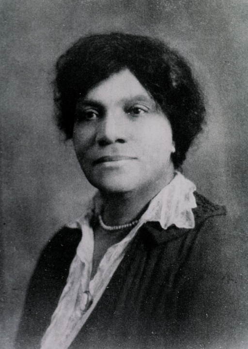 <p>Head and shoulders, left pose, full face.  An African American registered nurse, formerly assist. supt., Lincoln Hosp. Sch. of Nurs., New York City.</p>