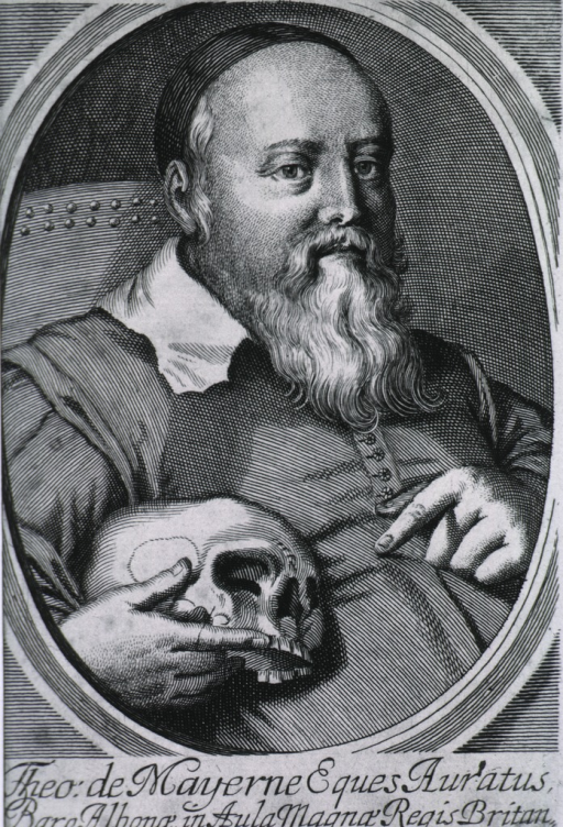 <p>Seated, right pose, holding skull, finger pointing.</p>
