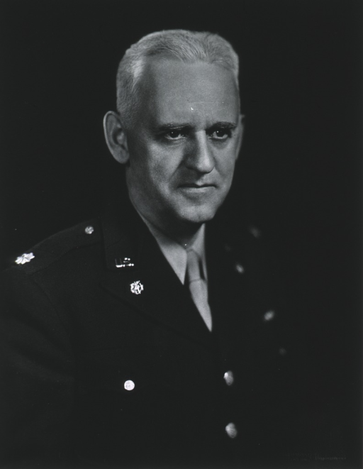 <p>Half-length, full face, wearing army uniform (Lieut.-Col.)</p>