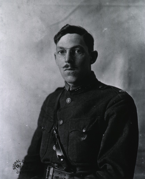 <p>Half-length, left pose, full face; wearing uniform (Lieut.).</p>