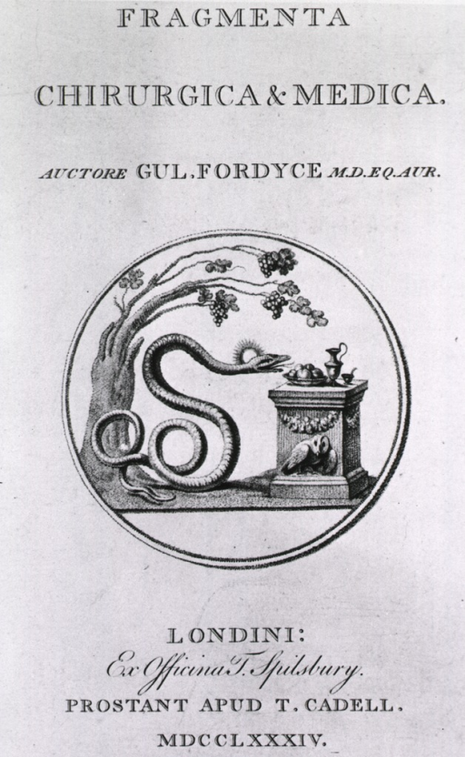 <p>Scene in a circle: a serpent is posed before an alter, the sun appears partially obscured by its head, above are grapevines laden with fruit; on the alter is a dish of fruit and a container of liquid, an owl is carved in relief on the side.</p>
