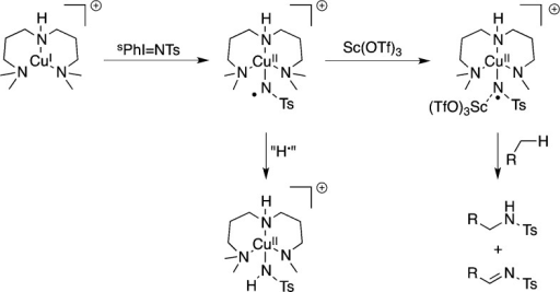 Lewis Acid Stabilizationand HAA Reactivity of a Copper Nitrene Complex28