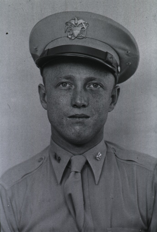 <p>Head and shoulders, full face, wearing U.S. Army uniform and cap.</p>