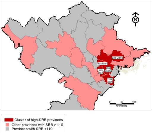sex ratio in vietnam Une faible fécondité et une préférence pour les garçons sont à l'origine des taux élevés de masculinité à la naissance constatés en inde, en corée du sud et en chine.