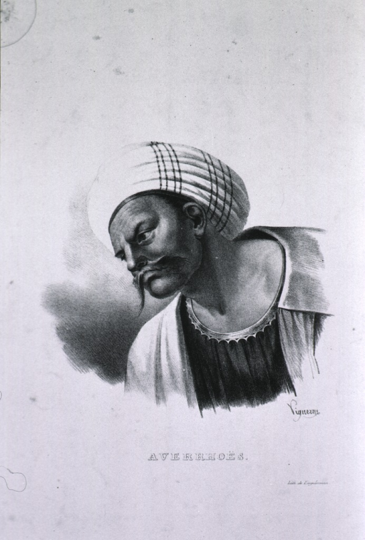 <p>Bust, left pose.  Wearing turban.</p>