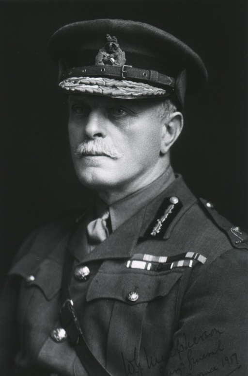 <p>Head and shoulders, left pose in uniform with Sam Brown belt and cap.</p>