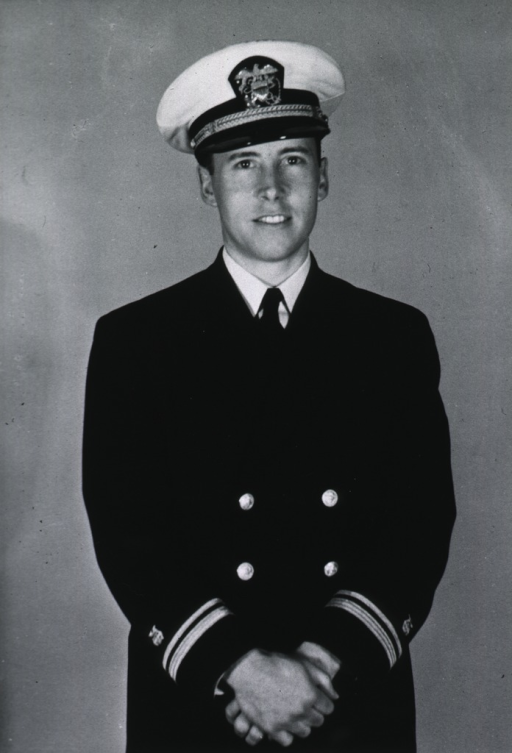 <p>3/4 length, full face, standing, in uniform and white cap, with insignia, of USPHS.</p>