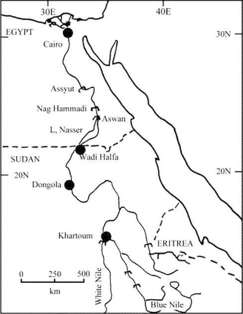 river nile open i Orange River Map river nile