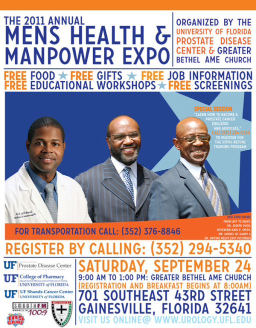 Men's Health and Manpower Expo 2011
