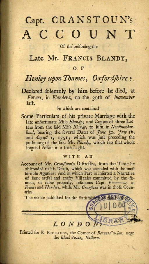 <p>Image of title page of pamphlet.</p>