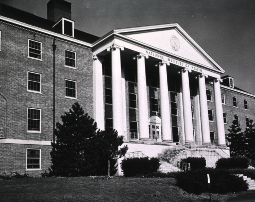 <p>Building 1 while still known as National Institute of Health.</p>