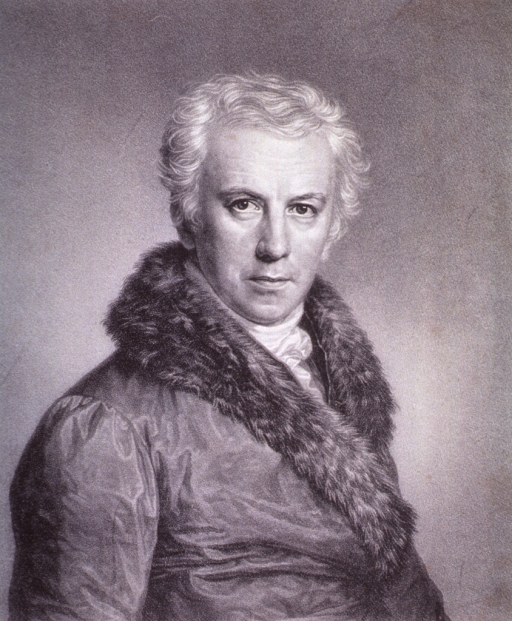 <p>Half-length, right pose, wearing fur-trimmed coat.</p>