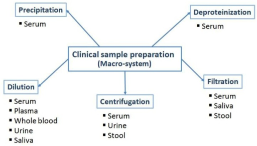 Summary Of The Most Often Applied Macro System Sample P Open I