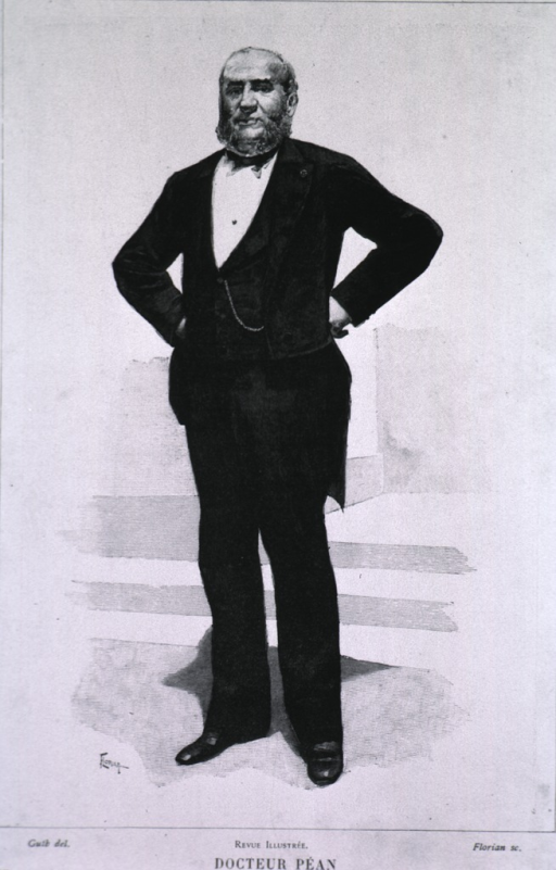 <p>Standing with hands on hips; left pose.</p>