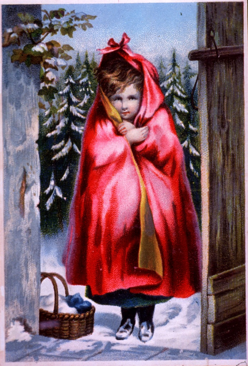 <p>Advertising card for various Dr. Jayne's products which can be used to provide relief from the symptoms of consumption and other inflammations of the throat and lungs.  Visual motif:  Fairy tale figure.</p>
