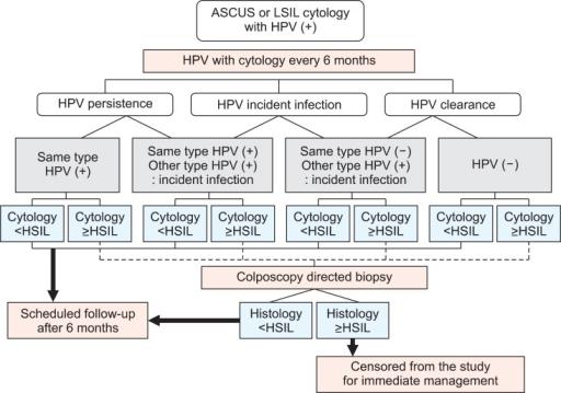 Figure 1:Establishment Of A Korea HPV Cohort Study- Open-i