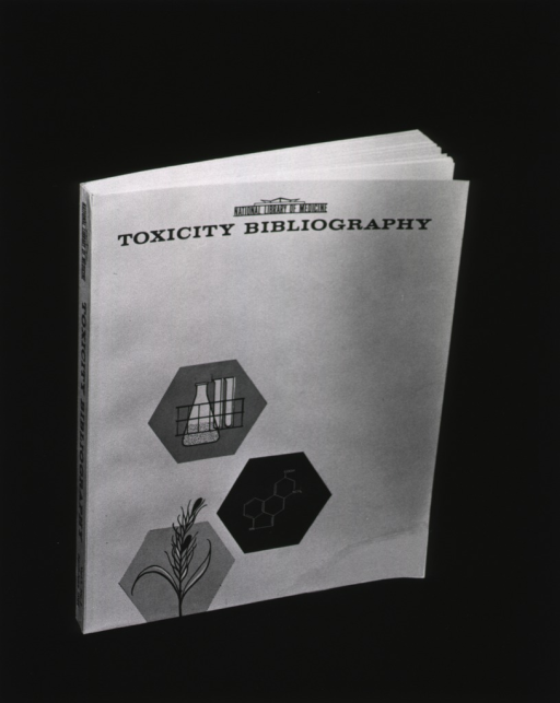 <p>Picture of the National Library of Medicine Toxicity Bibliography v.1:no. 2 (April-June 1968) issue.</p>