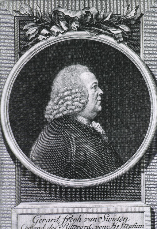 <p>Portrait in oval against lined frame with base; right profile.</p>