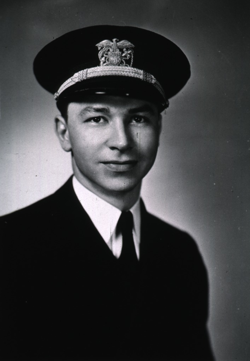 <p>Half-length, full face, turned to right, wearing USPHS uniform and cap.</p>