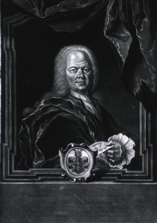 <p>Head and shoulders, right pose, full face; coat-of-arms.</p>