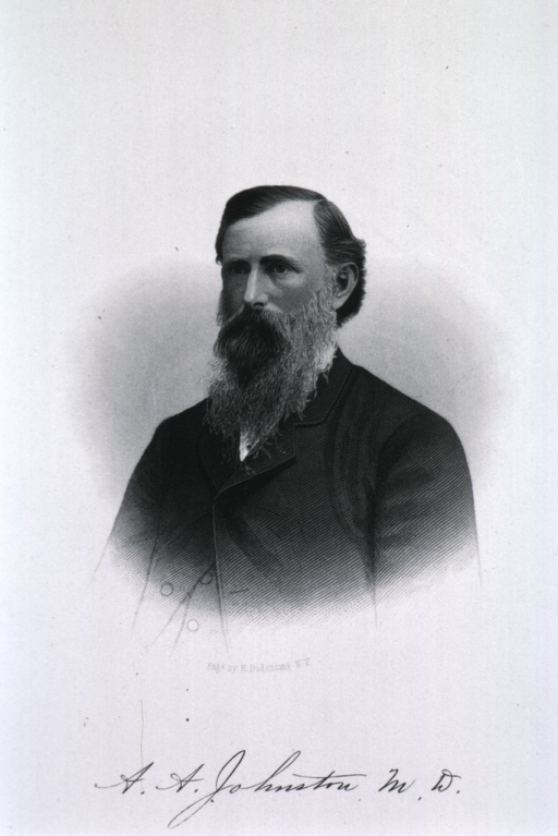<p>Head and shoulders, left pose, full face, long beard.</p>