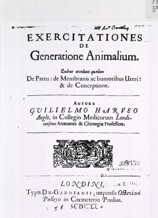 <p>Text of title page with vignette.</p>