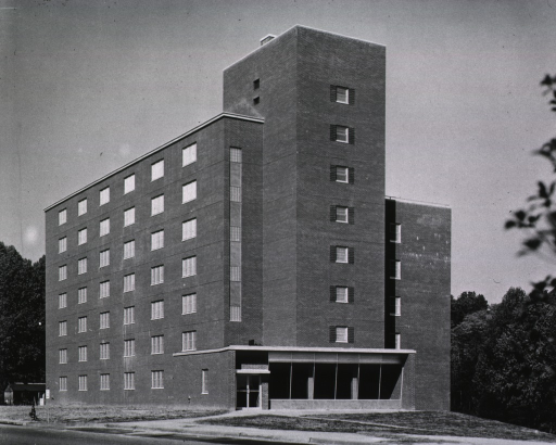 <p>Building 20, also known as, NIH Apartment Building.</p>